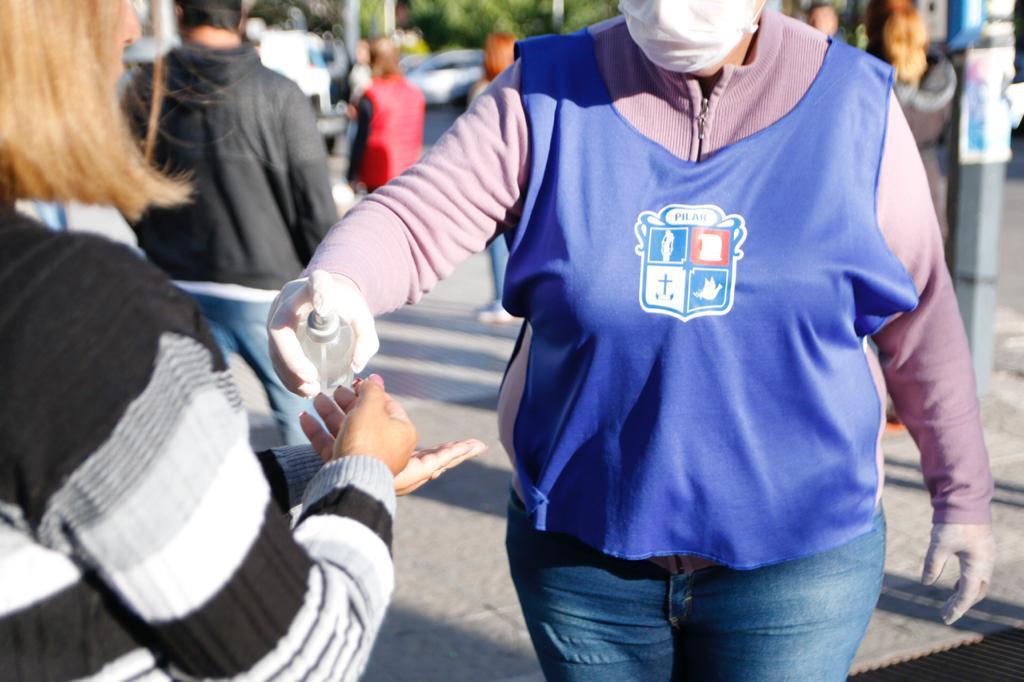 El Municipio pagará un bono a los trabajadores que luchan contra la pandemia – Municipio Pilar